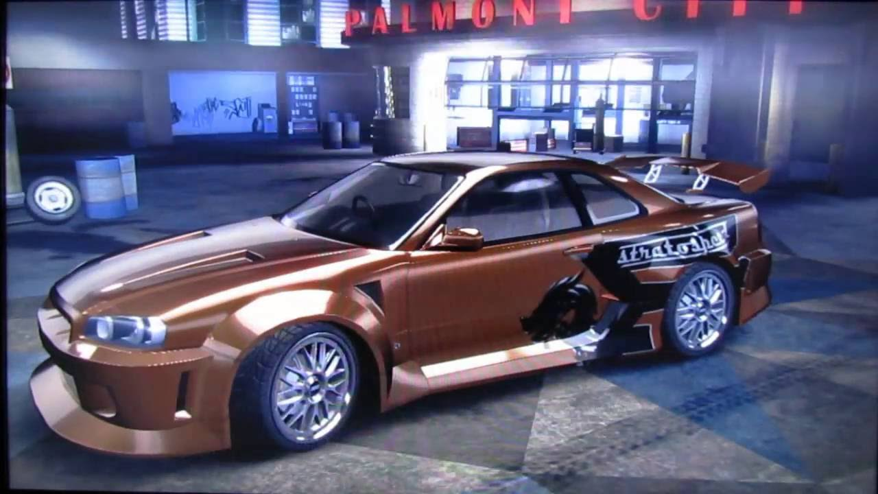 Need For Speed Eddie S Car