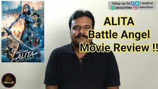 Alita Battle Angel Review in Tamil by Filmi craft | James Cameron | Robert Rodriguez