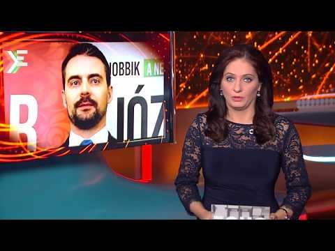Bazáros Vona - Echo Magyarország (2018-02-11) - ECHO TV