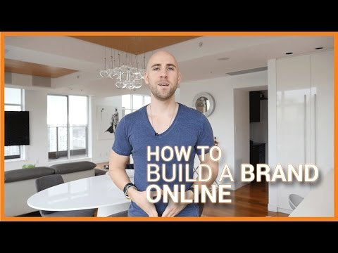 How To Build A Brand Online thumbnail