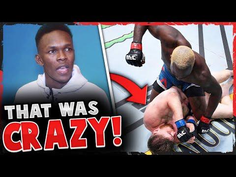 Reactions To The HUGE TKO-Upset In Derek Brunson Vs Edmen Shahbazyan, UFC Vegas 5, Tony Ferguson