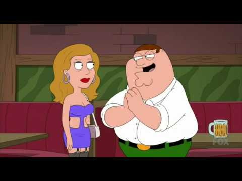 Family guy dating game