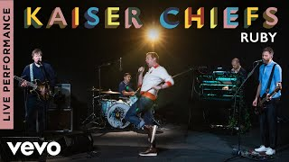 Kaiser Chiefs - Ruby - Live Performance | Vevo
