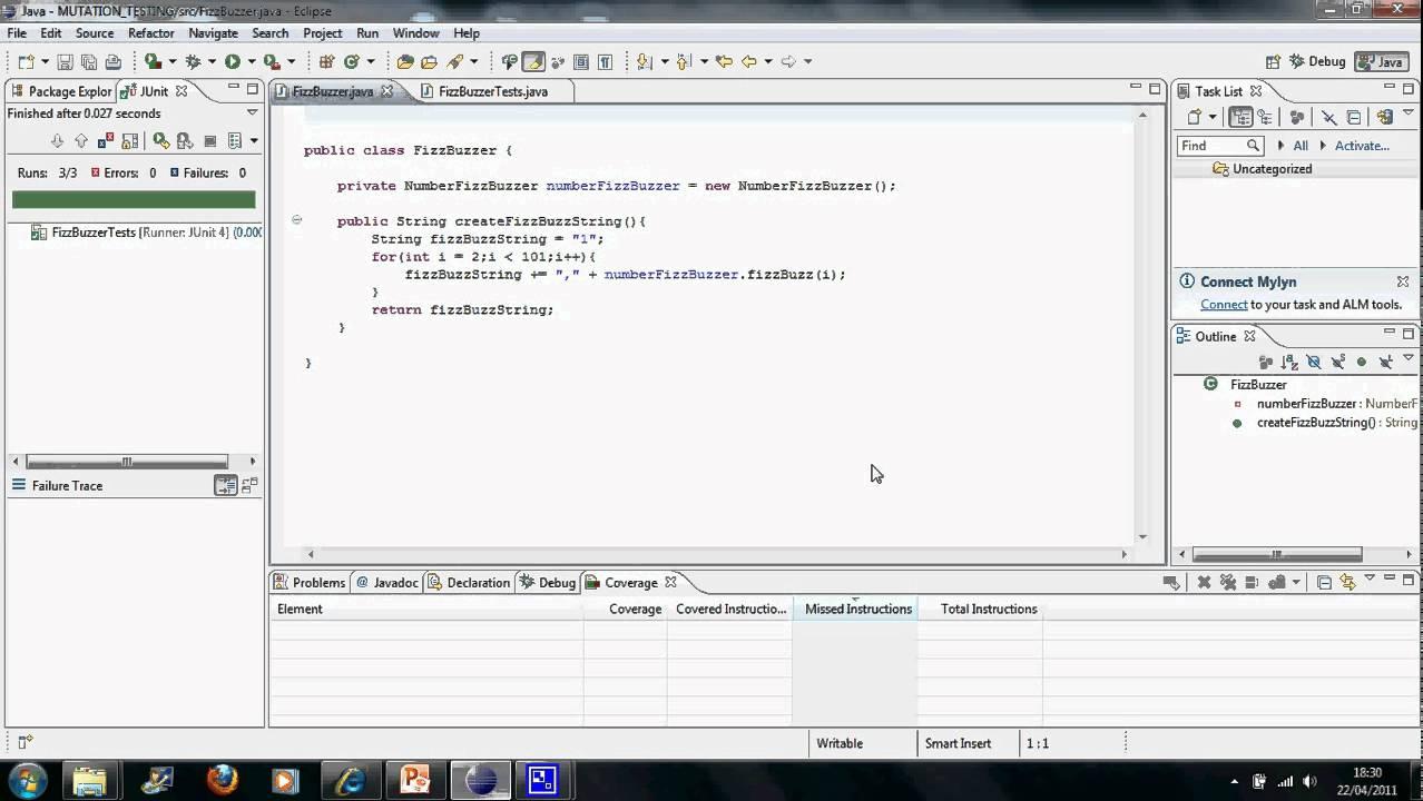 Beyond test driven development ii parameterised tests youtube beyond test driven development ii parameterised tests baditri Images