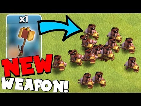 NEW WEAPON FOR HOG RIDERS!!