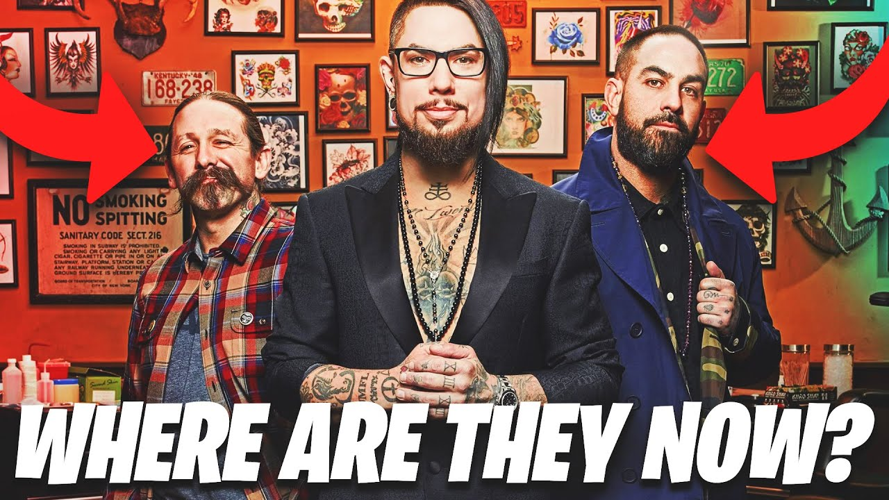 Download Ink Master Cast | Where Are They Now?