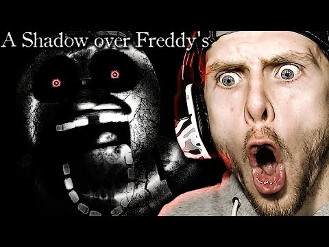 SHADOW CHICA TURNED INTO THE EXORCIST! | A Shadow Over Freddy's Night 2-3 Gameplay! FNAF Fan Game