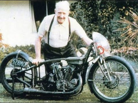 burt munro land speed record  HD