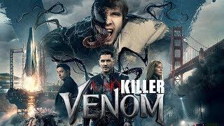 "Обзор фильма ""Веном"" (Желчная Отрава) - KinoKiller"