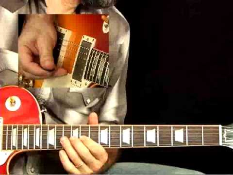 Blues Rock Guitar Lessons - Kings: B.B. King - Andy ...