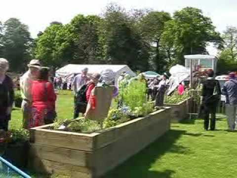 Gardening Scotland Featuring HRH Princess Anne