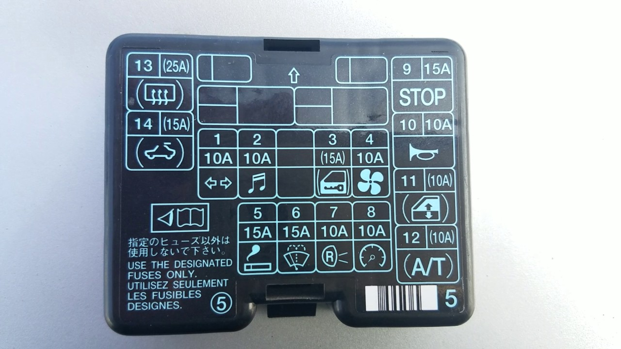 maxresdefault as requested 2002 mitsubishi montero sport xls interior fuse box mitsubishi pajero fuse box diagram location at bakdesigns.co
