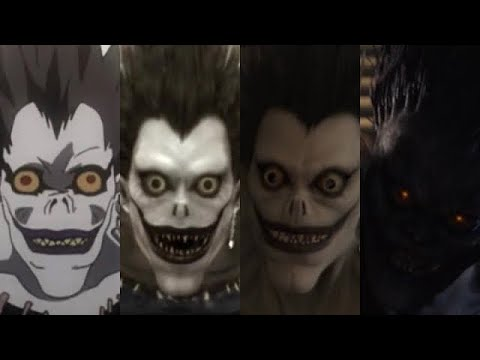 Download Evolution of Ryuk in Anime & Live Action 2006 - 2017