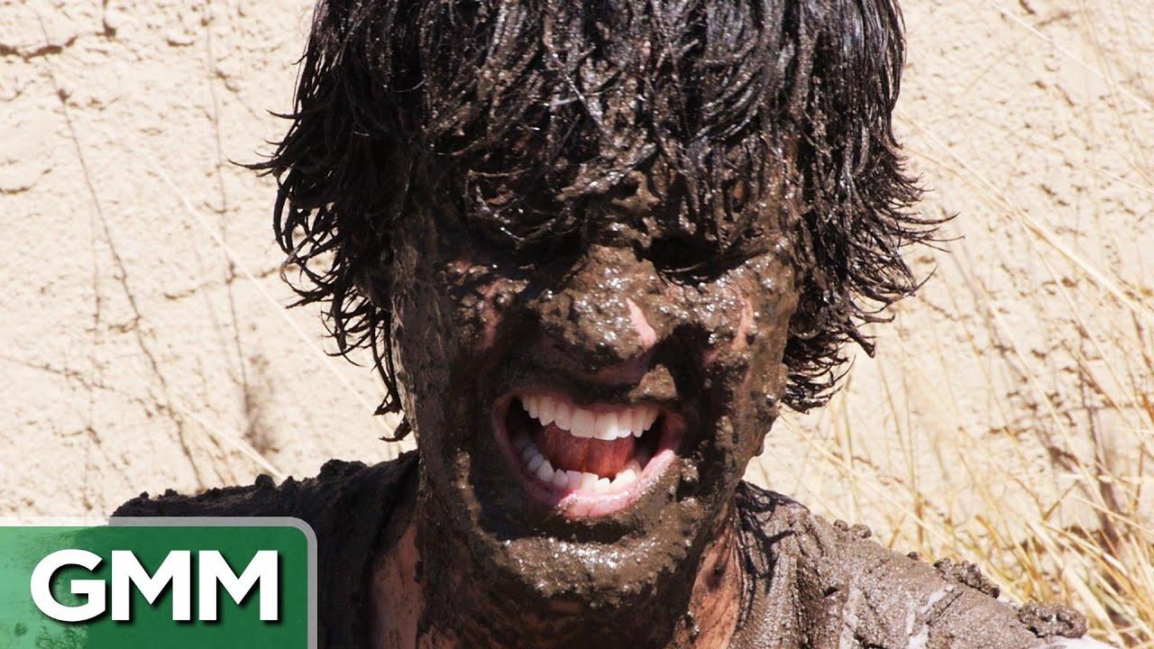 Taking a Dust Bath - Experiment