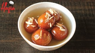Bread Gulab Jamun I  گلاب جامن I Easy and Quick Gulab Jamun Recipe