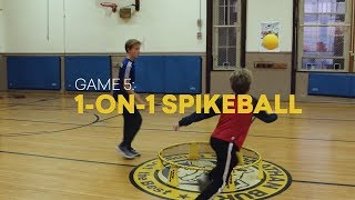 Spikeball™ Rookie Game 5 - 1-on-1 Spikeball™