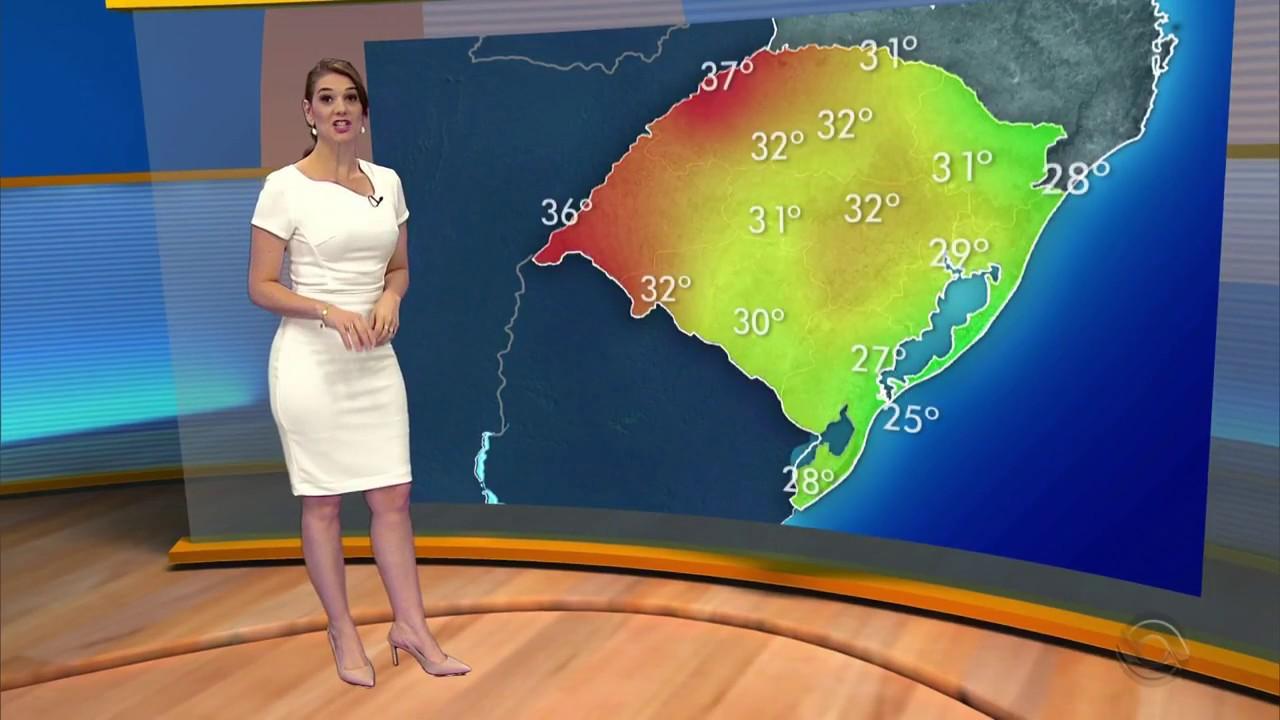 Previsão Do Tempo Para O Rio Grande Do Sul No Rbs Notícias