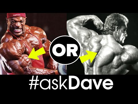 if-dave-could-have-one-body-part-from-a-legend?-#askdave