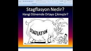 Stagflasyon Nedir? Stagflasyon Hangi Dönemde Ortaya Çıkmıştır?