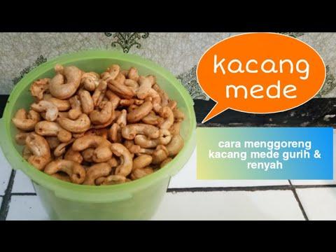 Video Bumbu Dan Cara Menggoreng Kacang Mete