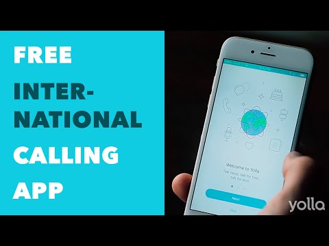 Free International Calling App - Cheap Way to Call Abroad with Yolla