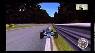 GP Classic Racing Wii Gameplay Part 2