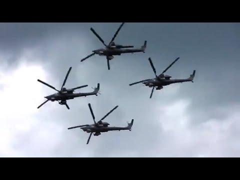 Авиакатастрофа в Дубровичах   Авария вертолёта на авиашоу Online