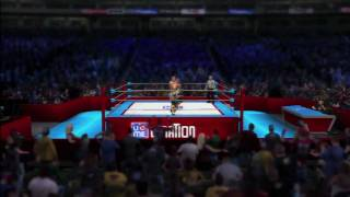 WWE 12 - Create Your Arena & Entrance (Official Trailer)