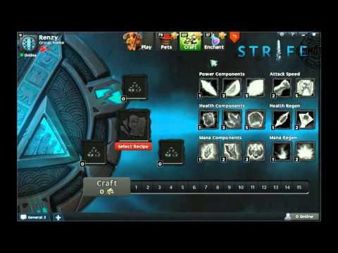 видео: strife - обзор от mmotop.ru