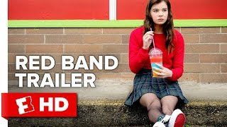 The Edge of Seventeen Official Red Band Trailer 2 (2016) - Hailee Steinfeld Movie