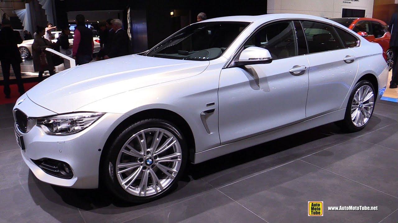 BMW I XDrive Gran Coupe Individual Exterior Walkaround - Bmw 435i gran coupe xdrive