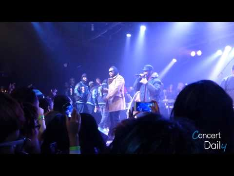 """Wale & Young Gunz perform """"No Better Love"""" Live at the Baltimore Soundstage"""