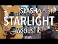 SLASH Starlight Acoustic Guitar Cover Max Session Style