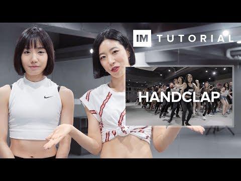 Handclap - Fitz and the Tantrums / 1MILLION Dance Tutorial