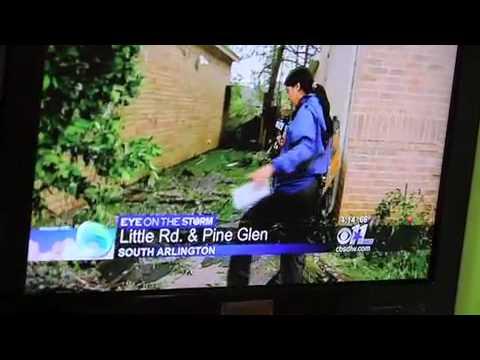 KTVT CBS11 April 3 Tornado Coverage Promo