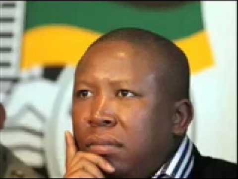 Whackhead and Obama prank Malema