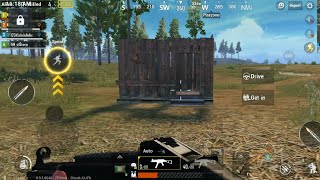 PUBG Mobile {Change Camera Angle FPP} iso Gameplay For Android 1080P HD