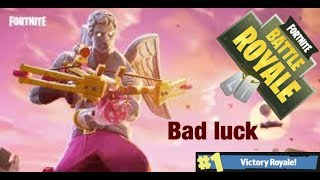Fortnite [THIS VALENTINE SKIN BRINGS BAD LUCK]