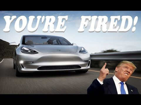 Tesla Employee Fired After Doug Demuro Model 3 Review!?