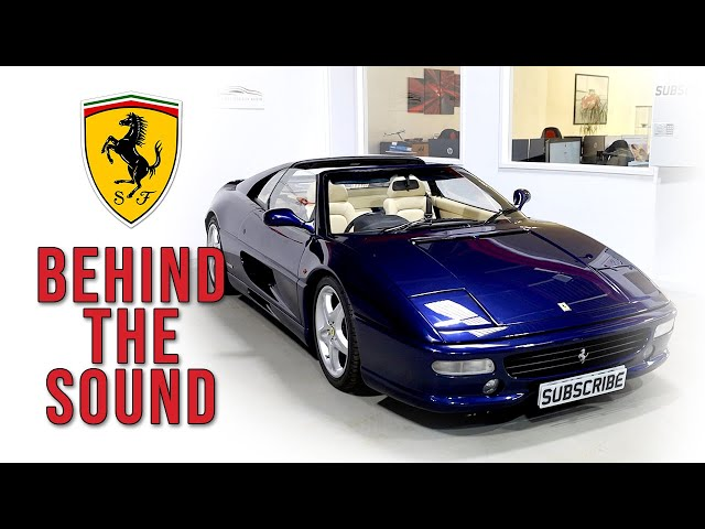 TOTALLY BESPOKE Sound System   Behind The Sound: Ferrari 355 - Volume 4 - Finished Project!