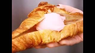 Gelato & Croissant