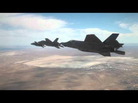 Lockheed Martin-Sciaky DoD Program on the F-35 Fighter