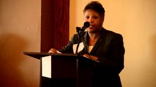 2013 USHAA Bravo - Heath Care Services Corp - Carolyn Clift SVP & Chief Diversity Officer Thumbnail
