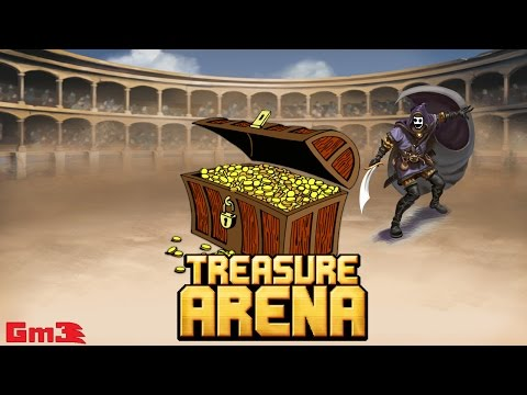 Treasure Arena | Free Browser Game |