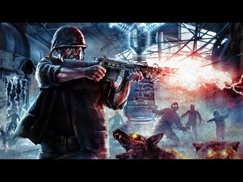 Call Of Duty World At War - Zombies - Der Riese