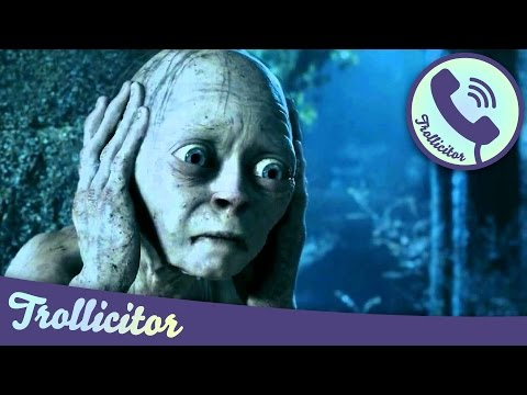 Trollicitor - I Chose To Not Listen To a Word You Said - Solicitor Prank Phone Calls