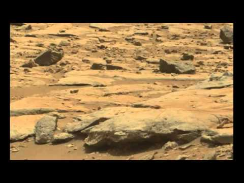The SURFACE OF MARS Close Up Footage ~ NASA Viking