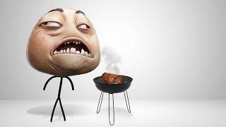 ¿se va hacer o no se va hacer la carnita asada? - MOMO MIERCOLES #2367