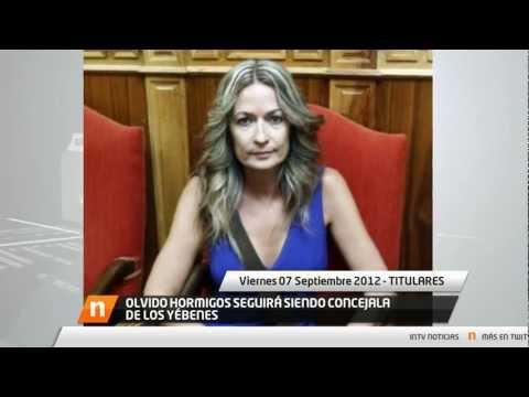 TITULARES 7/9/2012 - OLVIDO HORMIGOS NO DIMITE, BARCELONA WORLD, ANNA TARRES CESADA