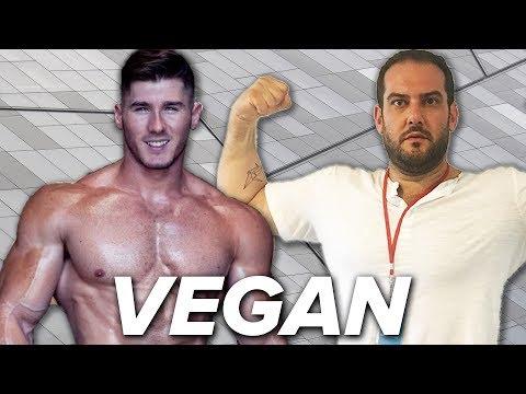 We Tried Being Vegan Bodybuilders For A Week